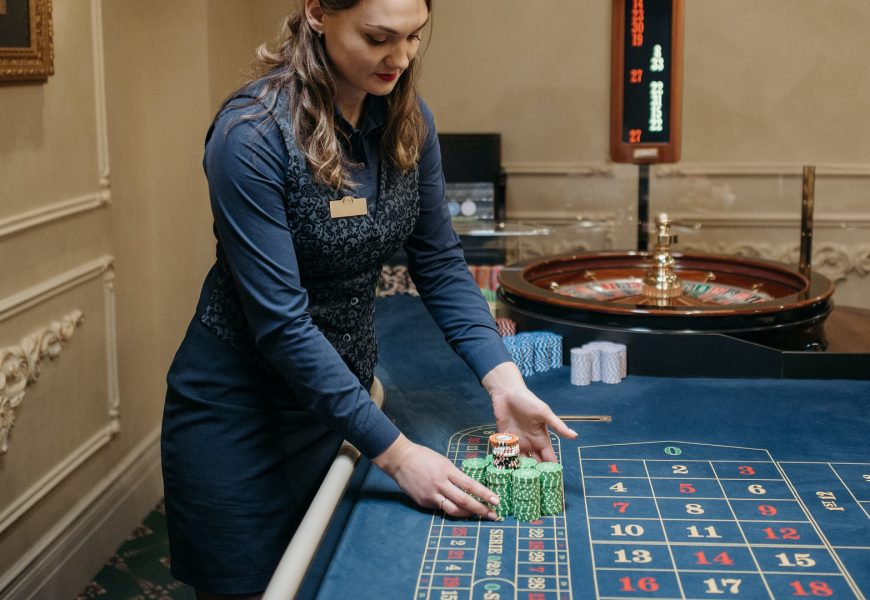 The Expansion Of Online Casino Games